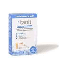 tanit pack completo antimanchas, previene y elimina