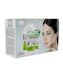 th pharma pack vitalia antiedad crema contorno serum